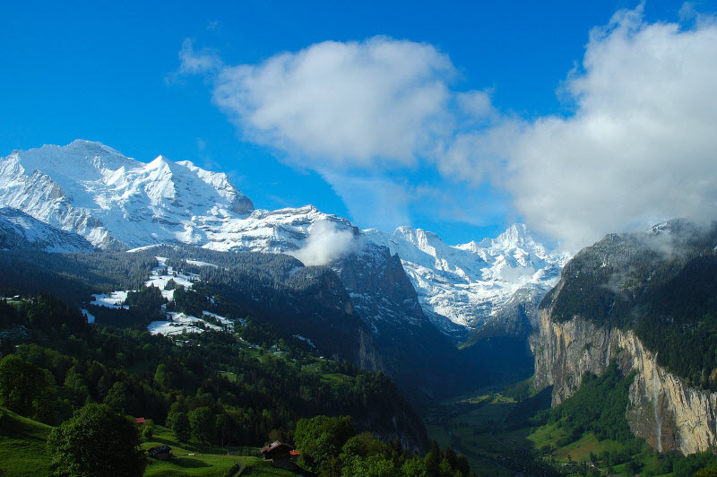 انترلاكن Interlaken